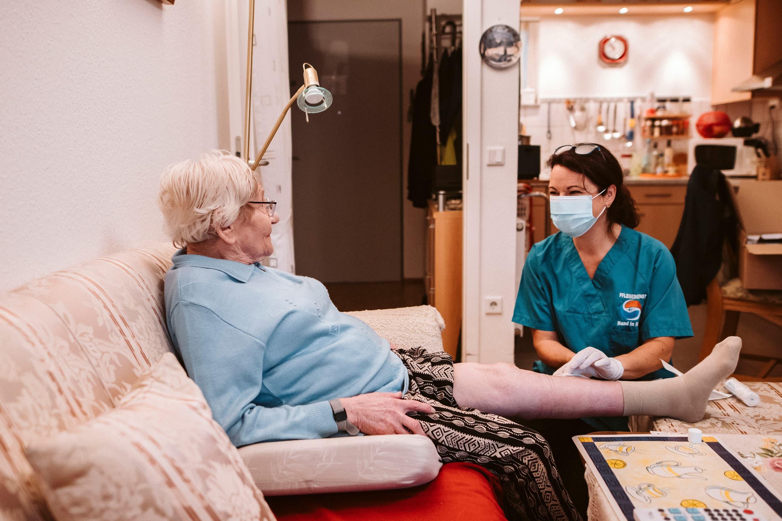 Ambulanter Pflegedienst Hand in Hand